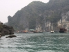 Blick auf die Halong Bay