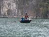 Touristenfahrt in der Halong Bucht