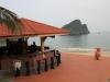 Strandbar auf Cat Ba