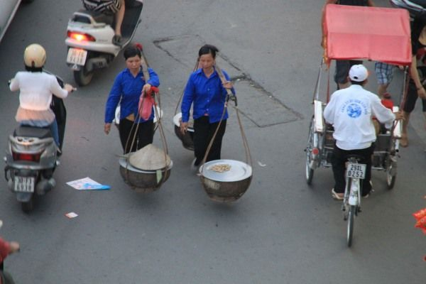 Zwei Vietnamesinnen