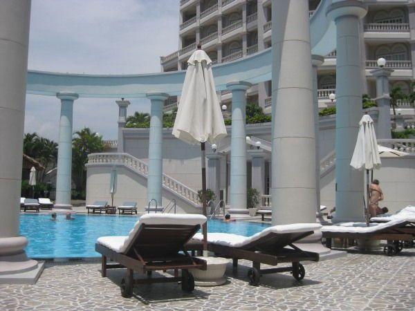 Hotelpool in Nha Trang