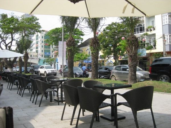 Cafe in Da Nang
