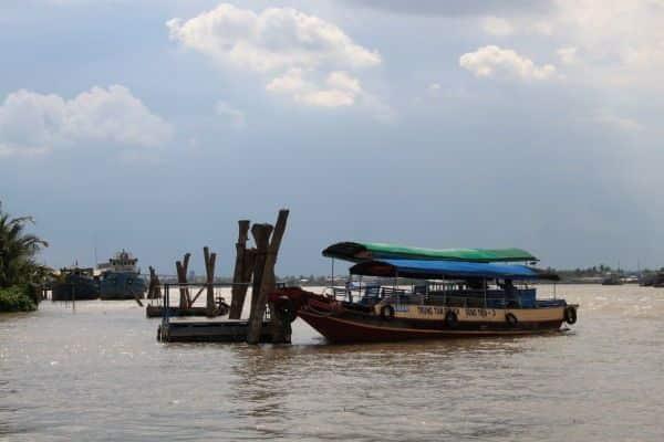 Noch ein Boot