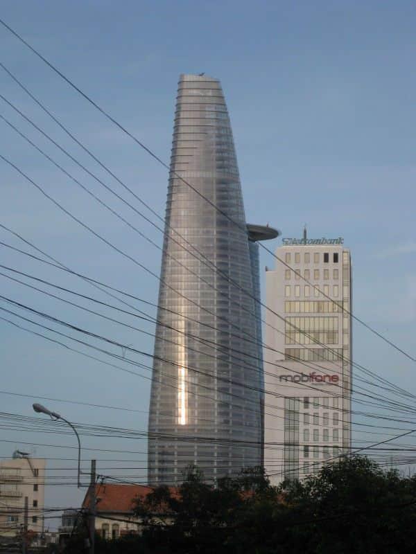 Höchstes Gebäude in Saigon