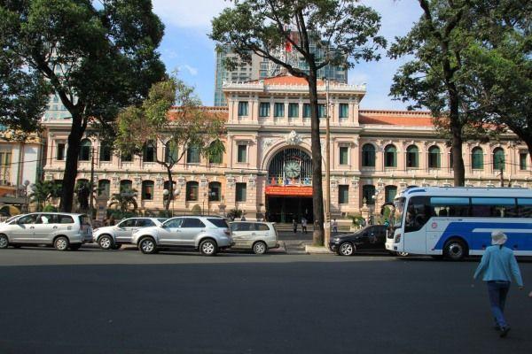 Hauptpost von Saigon