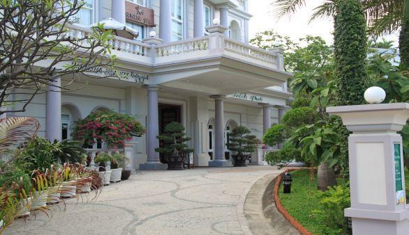 Hotel in Vietnam