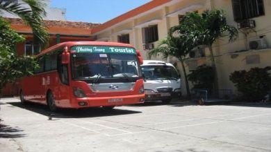 Busreisen in Vietnam