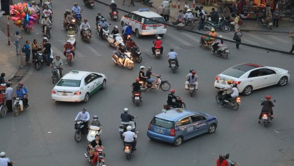 Cyclo, Xe Om & Taxi in Vietnam