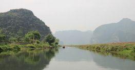 Topografie Vietnams
