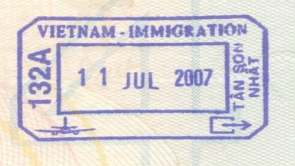 Visum Vietnam