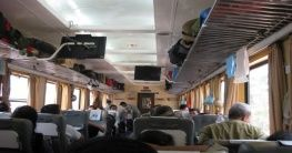 Zugreise in Vietnam
