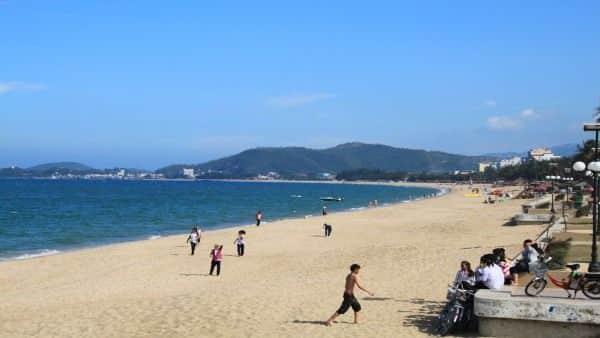 Strand in Nha Trang
