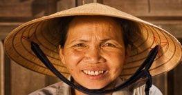 Vietnamesin in Rach Gia