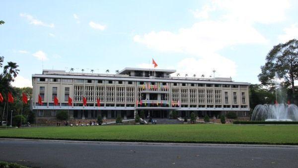 Ho-Chi-Minh-Stadt - Saigon