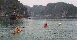 Wassersport in Vietnam