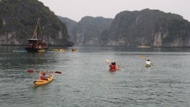 Wassersport in Vietnam