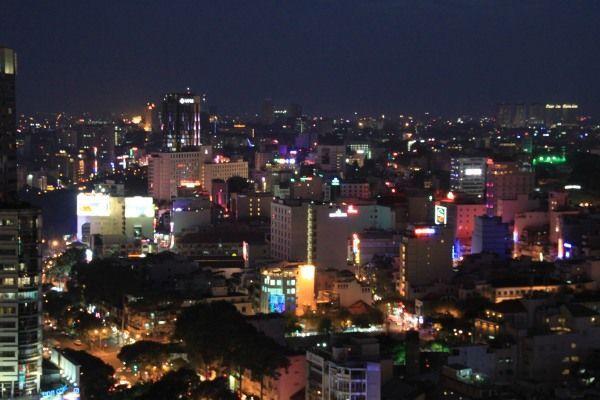 Das Nachtleben in Ho Chi Minh