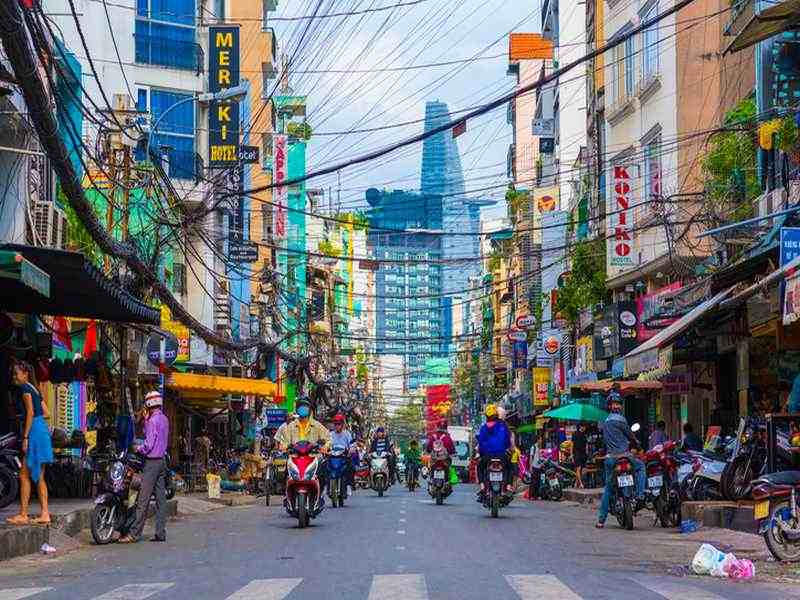 Ho Chi Minh Stadt